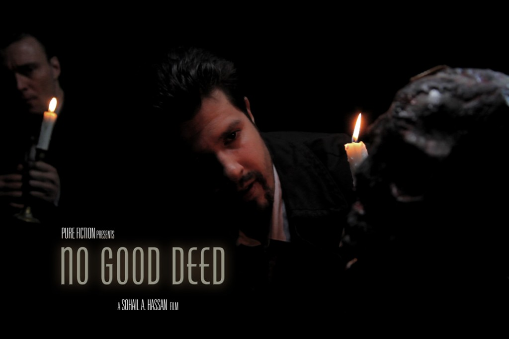 NO GOOD DEED Promotion still 6 with titles